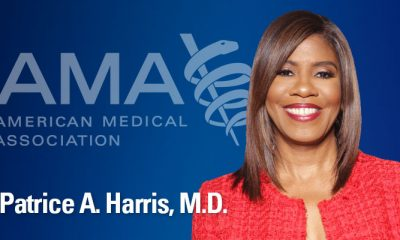 Patrice Harris, president elect of the American Medical Association