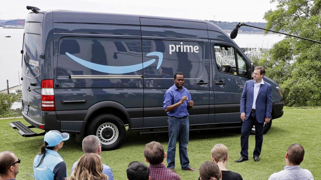 Amazon Delivery Program