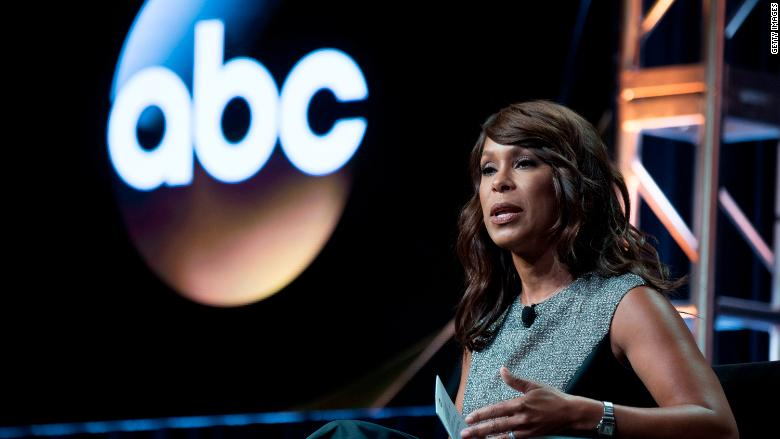 Channing Dungey Photograph