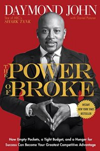 Power of Broke Cover 1