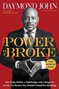 Power of Broke Cover 1