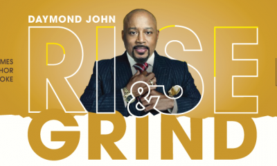 Rise and Grind book cover
