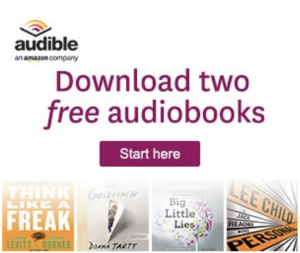 Amazon Audible Subscription