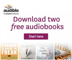 Amazon Audible Subscription