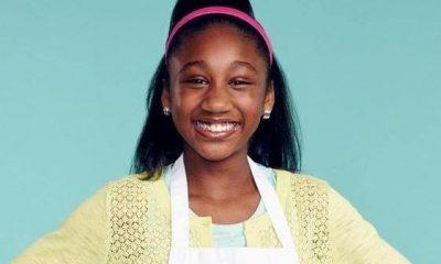 Jasmine Stewart Master Chef Junior Winner