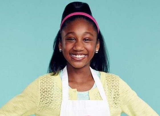Jasmine Stewart Master Chef Junior Winner