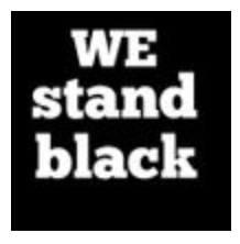 We Stand Black