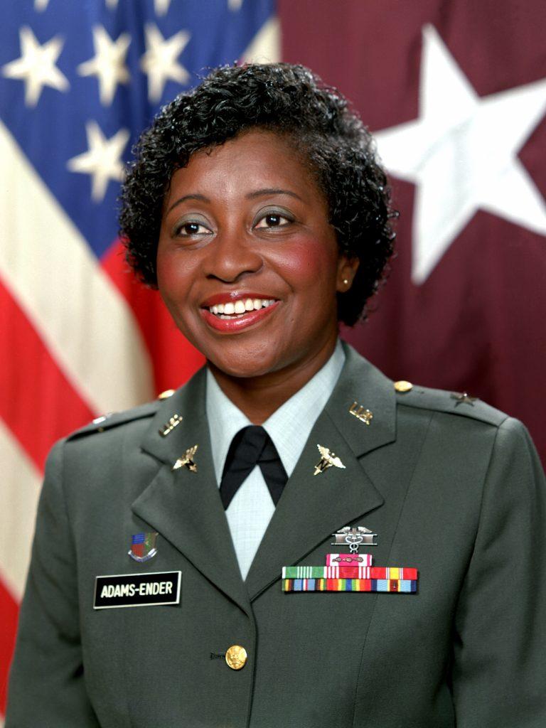 Gen. Clara L. Adams-Ender