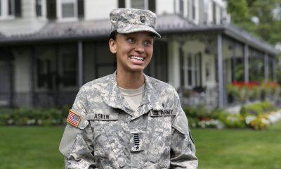 Cadet Simone Askew