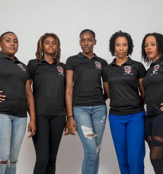 Team Antigua Atlantic Rowers